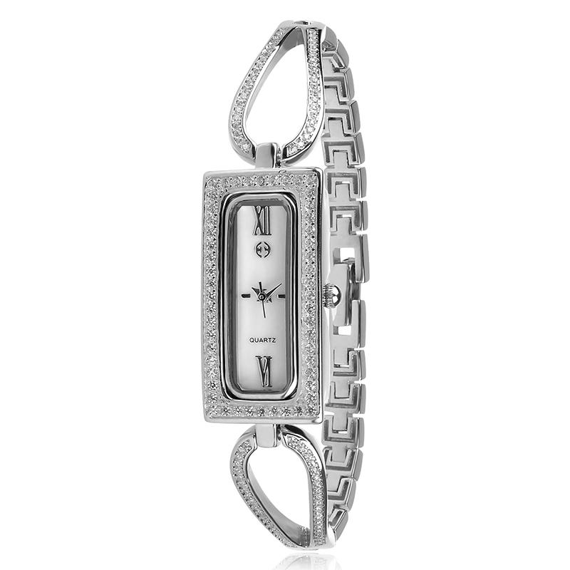 silver watch, сребърен часовник