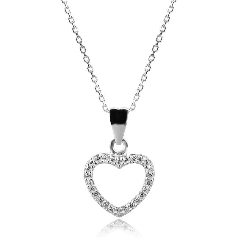 сребърно колие, silver necklace