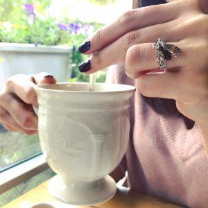 сребърен пръстен тренд