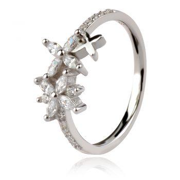 пръстен с цветя