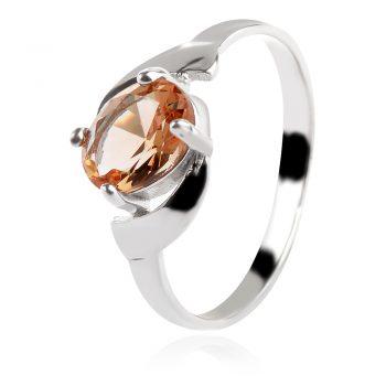 сребърен пръстен, султанит,